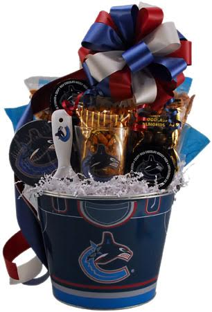 Bumble bee baskets bumble bee baskets nuts about the vancouver canucks negle Choice Image