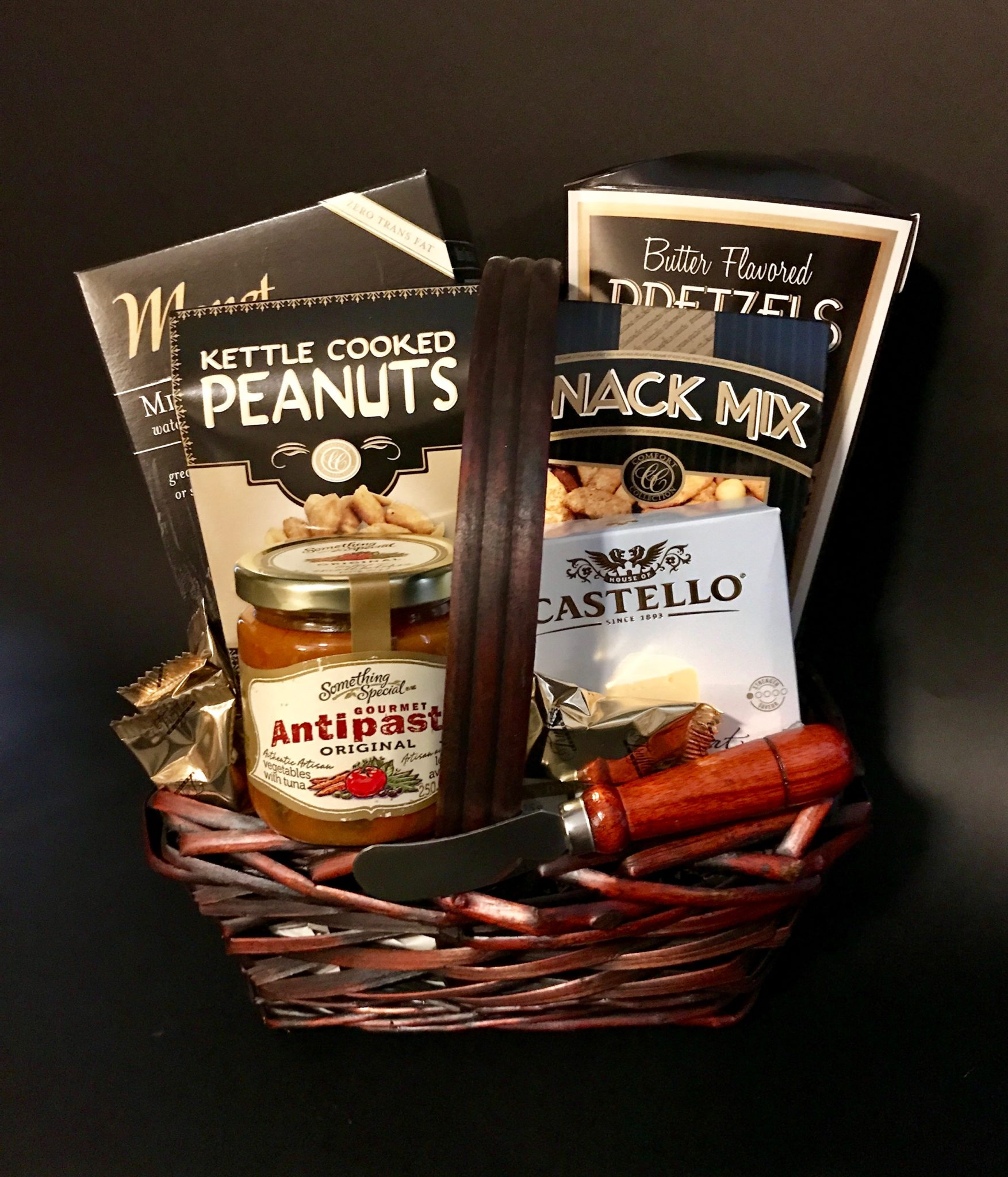 Gift baskets delivered to calgary okotoks airdrie and areas savory delight negle Images