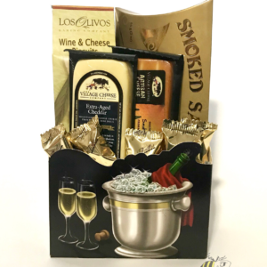 Anniversary gift baskets last minute gifts calgary airdrie a toast negle Gallery