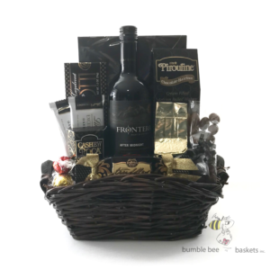 Gift baskets delivered to calgary okotoks airdrie and areas java wine and chocolate negle Image collections