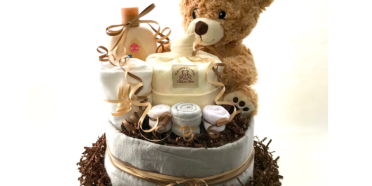 Gift baskets delivered to calgary okotoks airdrie and areas 5 out of the box practical baby shower gift ideas negle Choice Image